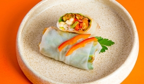 Mexicano Spring Rolls